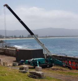 Wollongong Sea Wall Restoration