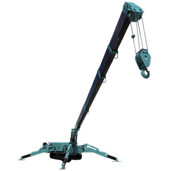 Maeda MC 405 Mini Crawler Crane