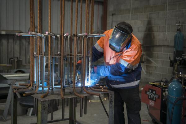 SVSR - Fabrication Process