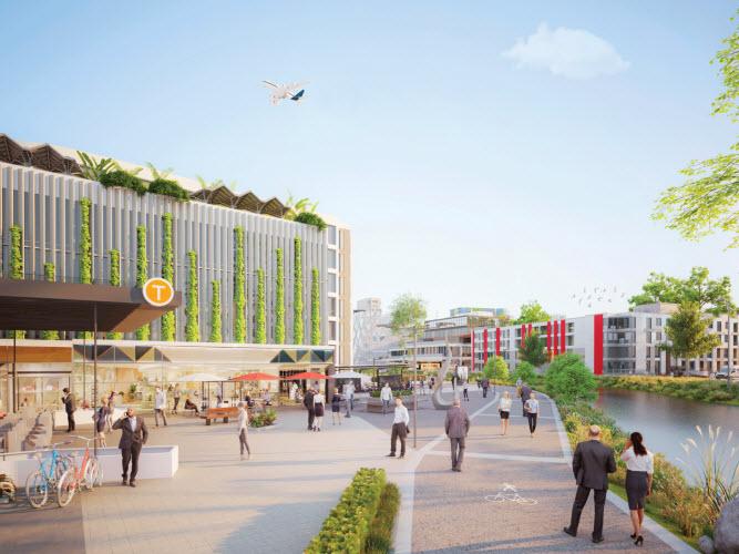 Evolving infrastructure for Western Sydney