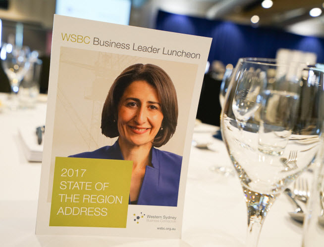 The State of the Region Address