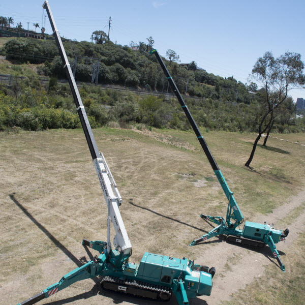 Crane lifting solution