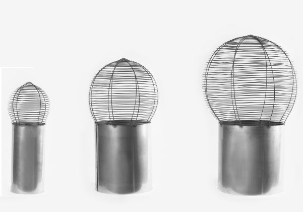 Wire Vent Cowls