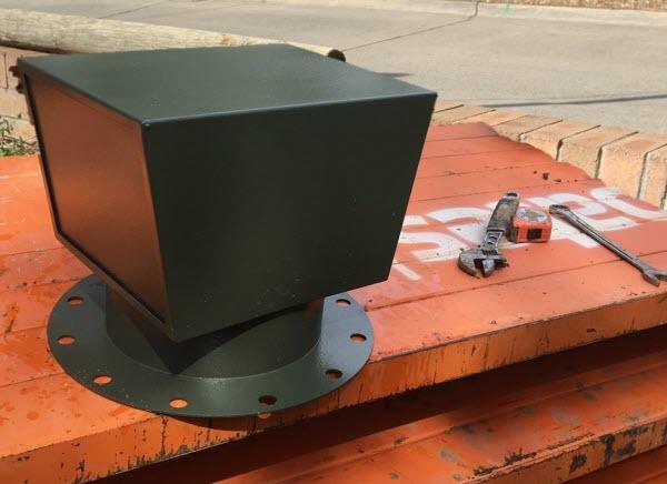 SVSR Custom Induct Vent Cowl