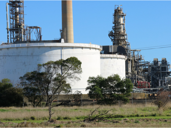 SVSR Oil Refinery
