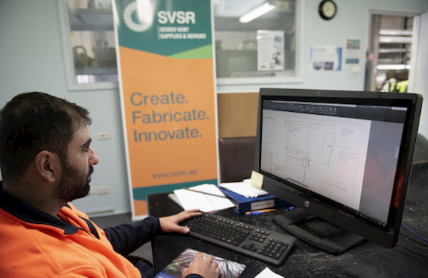 Connecting with SVSR